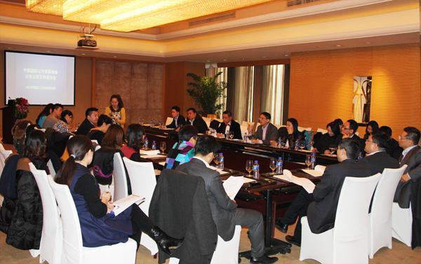 公关公司委员会2013第二次会议举行
