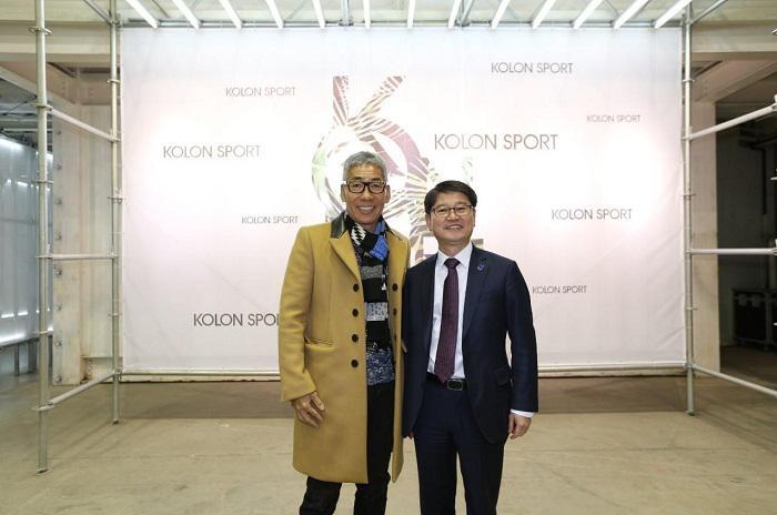 达睿思公关赢得KOLON SPORT中国区公关业务