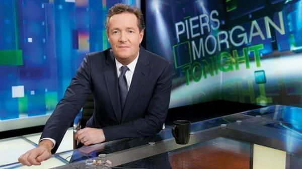 CNN解雇Piers Morgan