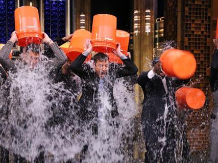 一场精心策划的营销活动传播,冰桶挑战