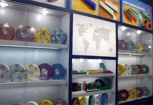 深圳百恩在第31届网印及数字技术展览展