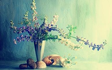 美丽夏日 花香溢满---风尚米兰业主插花活