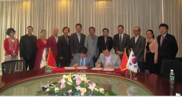 签约仪式策划-签订协议