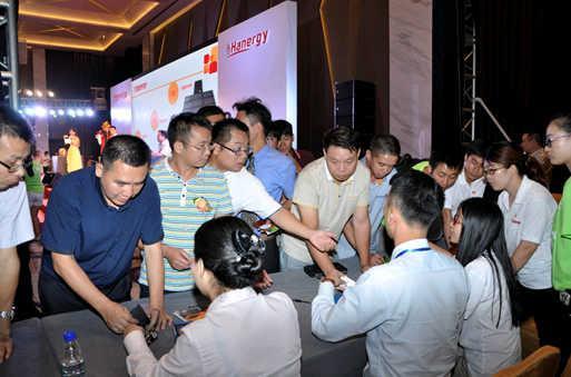 汉能在广东规模最大的一场招商会活动