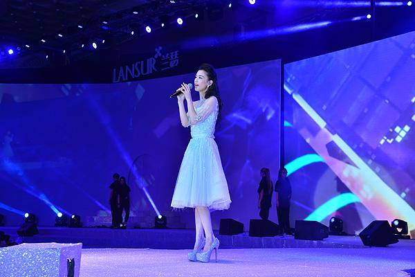 兰瑟色彩新工厂落成投产庆典在珠海长隆