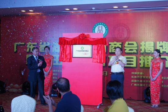庆典策划:广东省湖南新田商会揭牌庆典