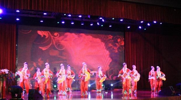 华联集团18周年庆典策划