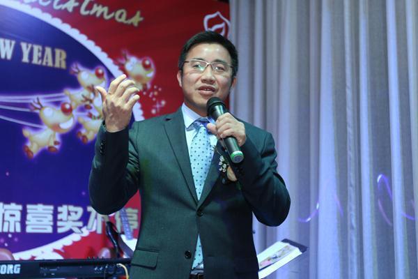 庆典策划-总裁发表讲话