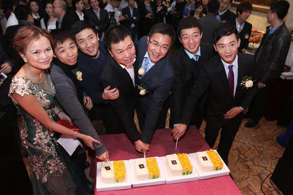 庆典策划-切蛋糕