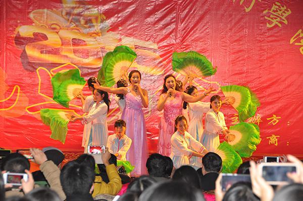 广州现代信息学院2015年元旦晚会策划
