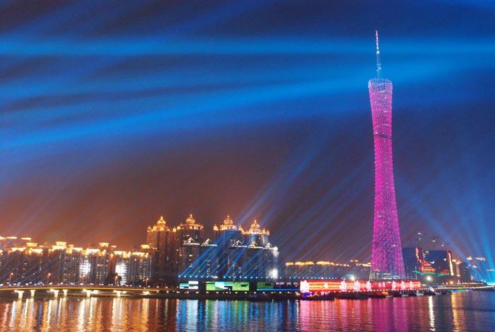会议活动公司:广州为何能密集举办高规
