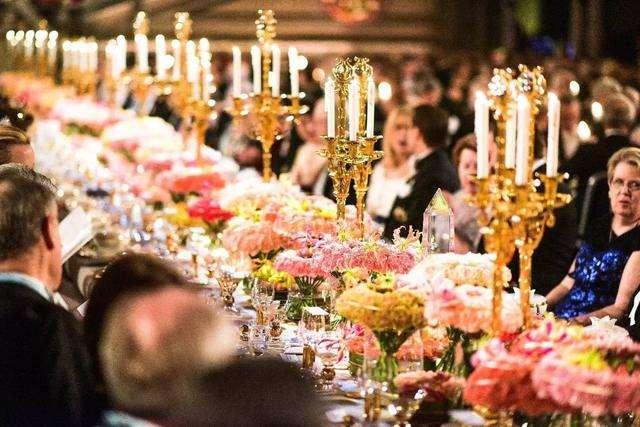 晚宴活动上的社交礼仪