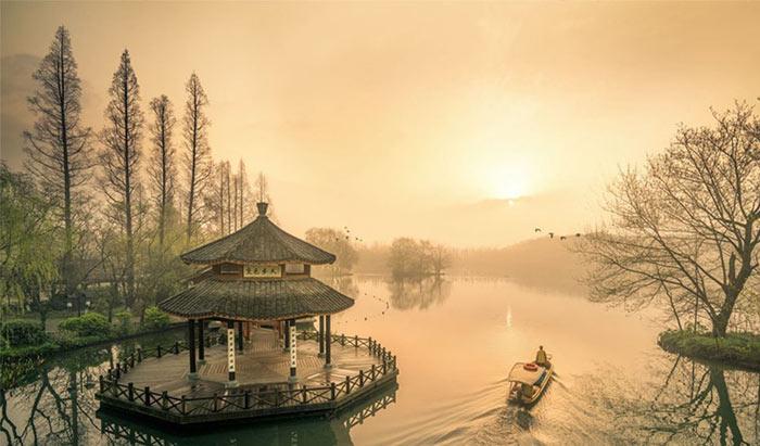 中国诗人的邀请函 现代人是写不出来的!