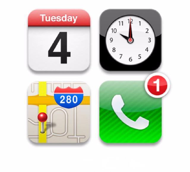 盘点苹果手机发布会的历届邀请函