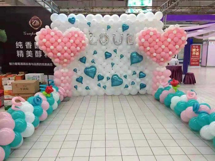 庆典活动中气球布置及使用规范