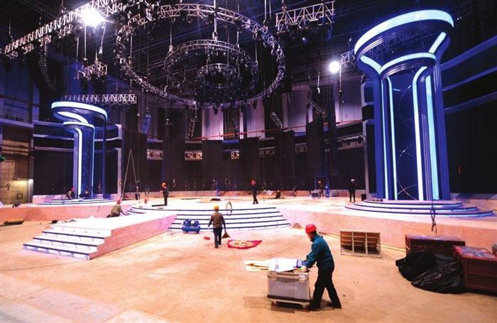 活动现场舞台搭建布置的安全规范