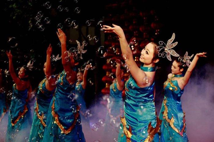 企业年会舞蹈策划创意曲目推荐