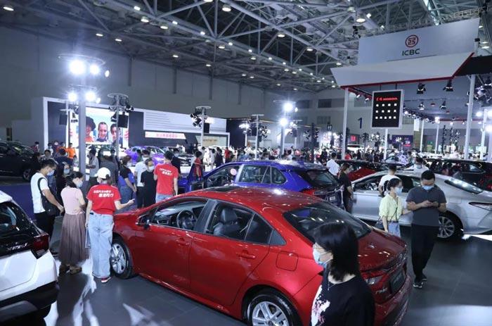 2020珠澳国际汽车博览会在珠海国际会展中