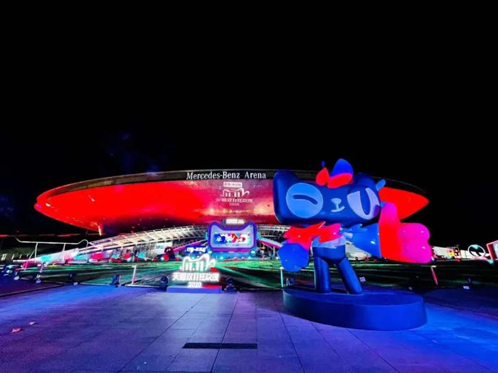 天猫双11晚会今年将首创3D运动舞台