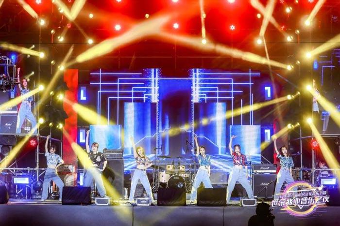 珠海市斗门区的四场音乐晚会活动承包
