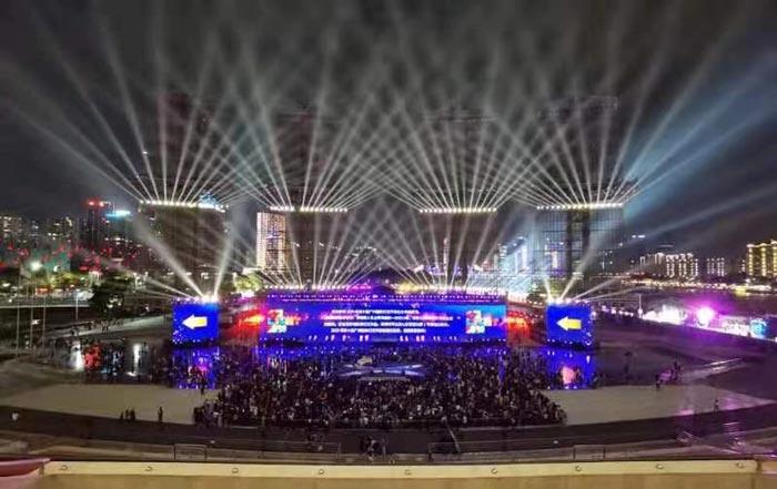中国百强民营企业的公司年会策划方案参