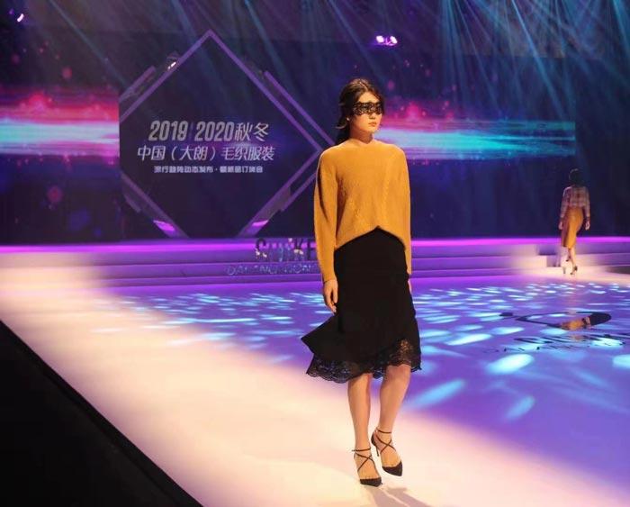 服装行业如何伟德国际网页新产品发布会模