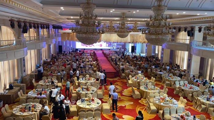 庆典晚会活动的招待宴席安排要注意哪些